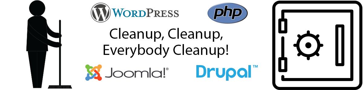 DIY Hacked Website Cleanup - EZP
