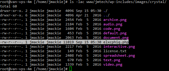 A new timestamp to track down hackers
